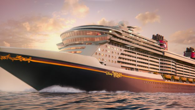 Video Preview: Disney Cruise Line Gives a Special Look Inside Their New Ship Disney Wish - AllEars.Net