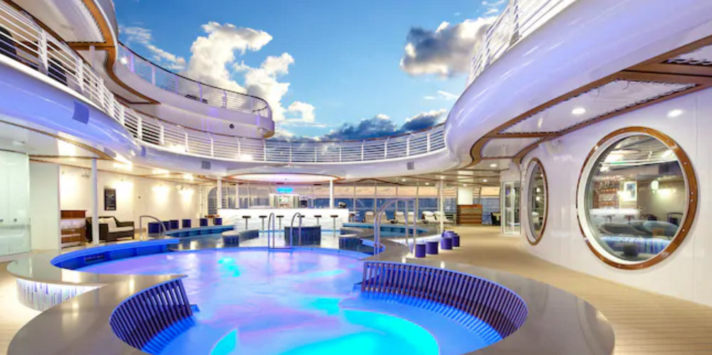 We Re Ranking The Disney Cruise Line Ships By Their Waterslides And Pools Allears Net