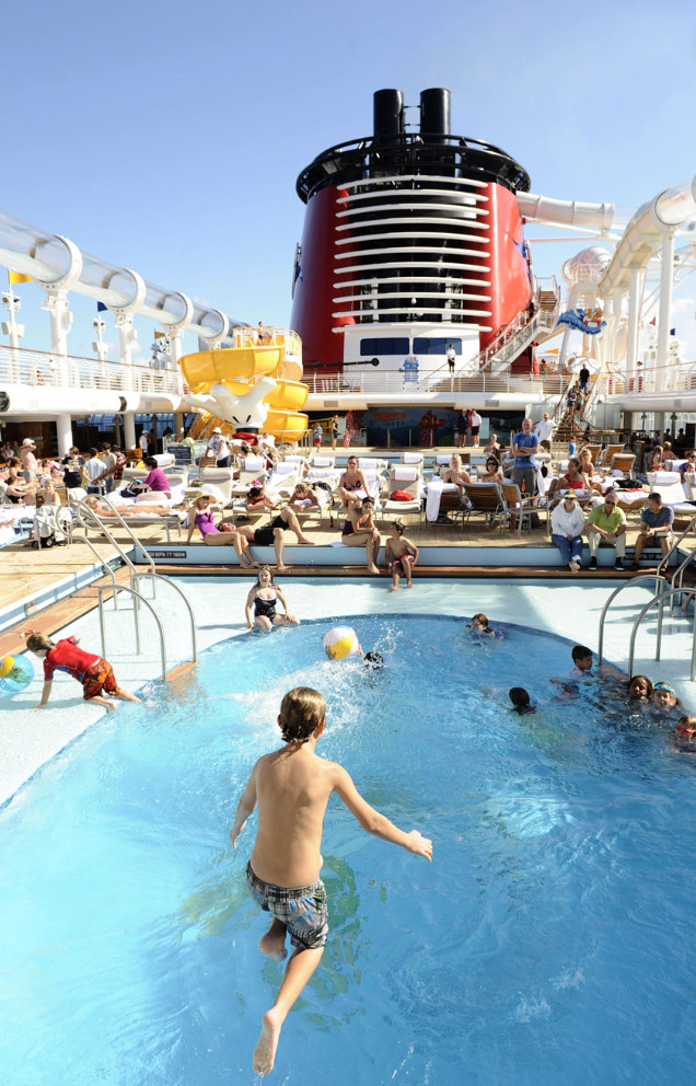 Experience A Disney Cruise That S Just For Grown Ups