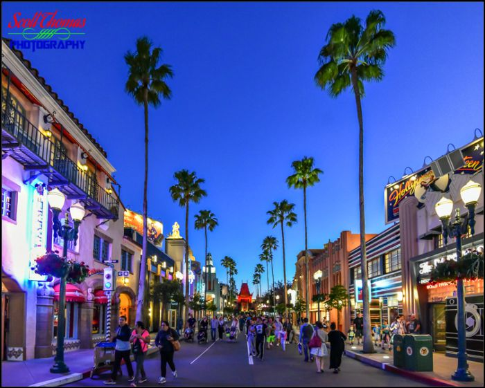 Hollywood Blvd 2016