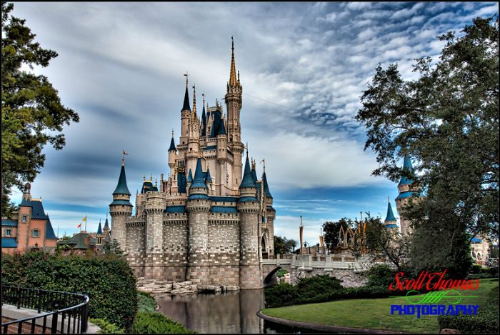 Cinderella Castle Profile