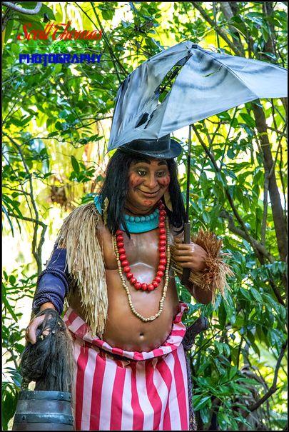 Jungle Cruise Trader Sam
