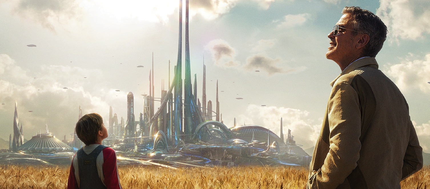 Why You Should Give Disney's Movie Tomorrowland Another Chance! -  AllEars.Net