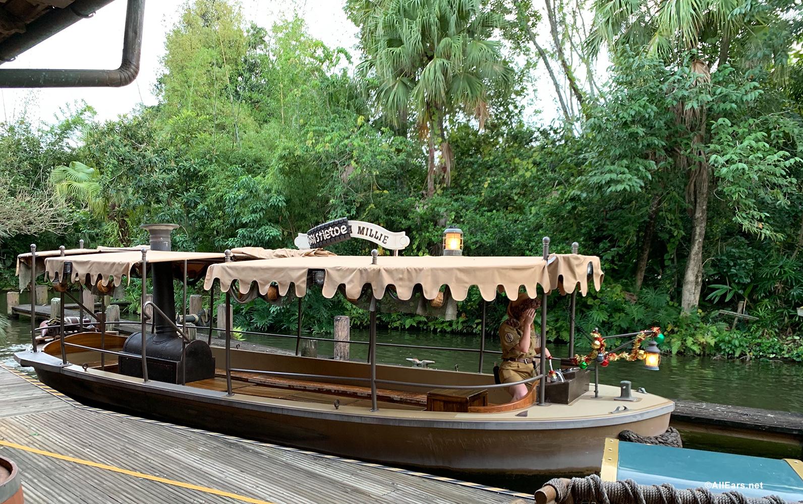 BREAKING: A Jungle Cruise Boat Sank at Disney's Magic Kingdom! - AllEars.Net