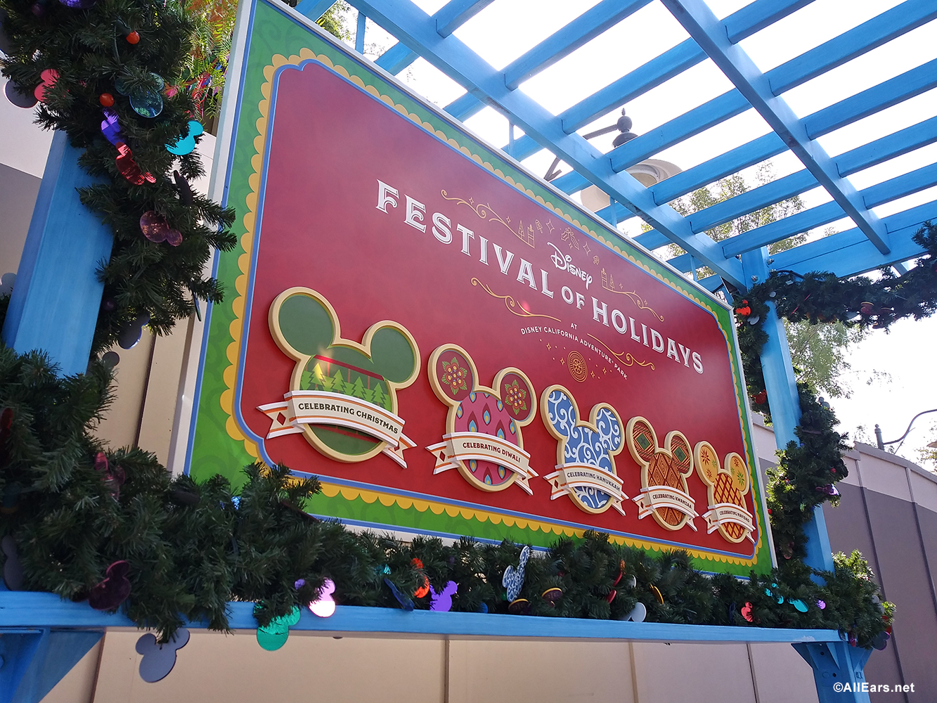 Disney California Adventure Big Band Christmas 2020 Festival of Holidays   Disney California Adventure   AllEars.Net