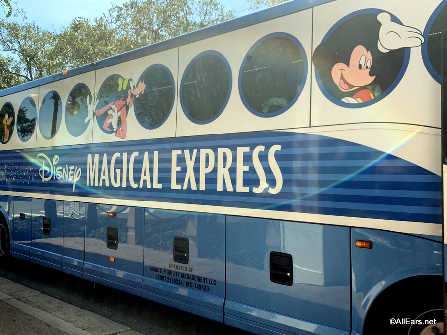 NEWS: Your Disney's Magical Express Check-In Process Will Look a Bit Different Soon - AllEars.Net