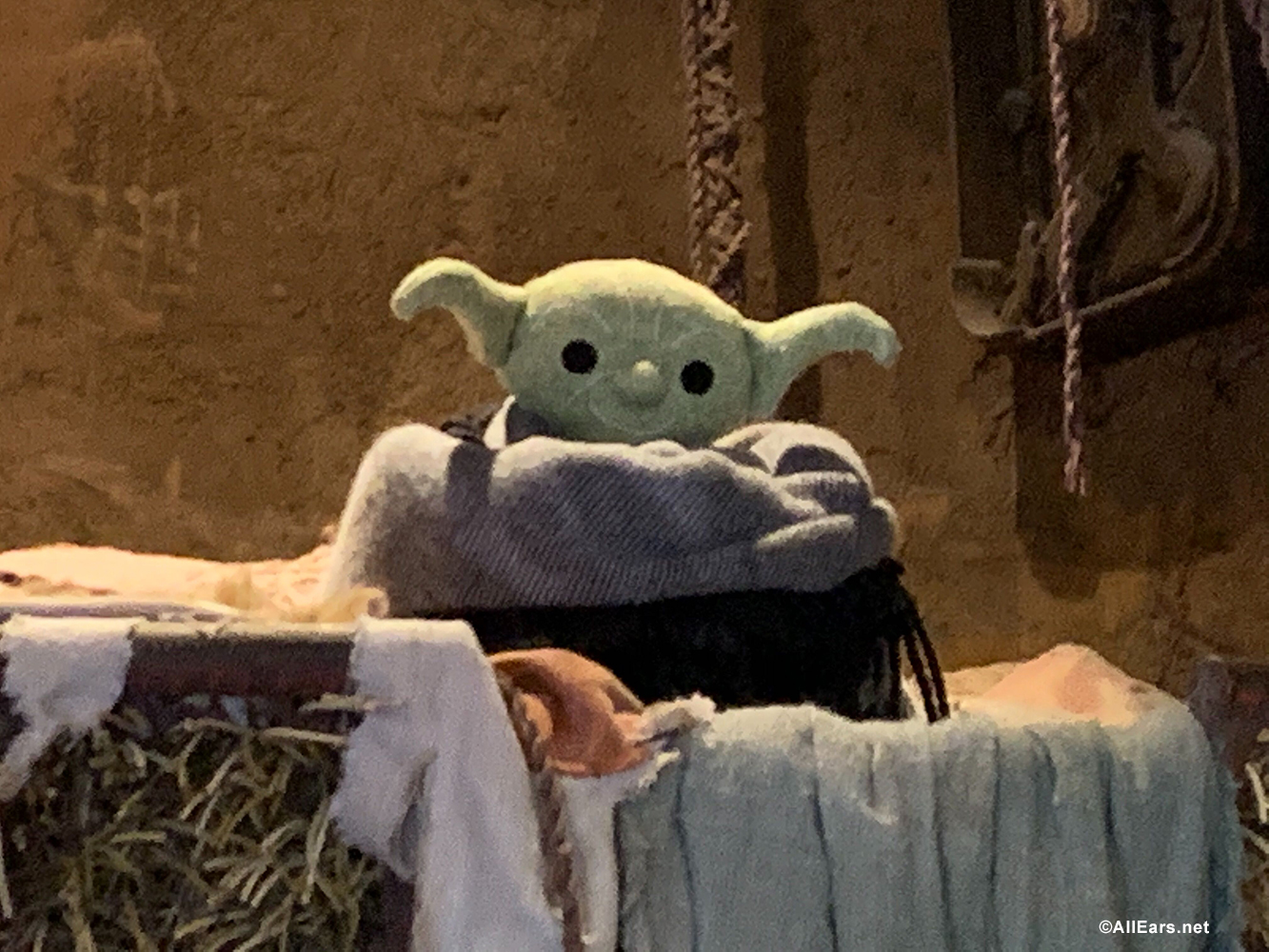 Baby Yoda Toys Coming In Time For Holidays