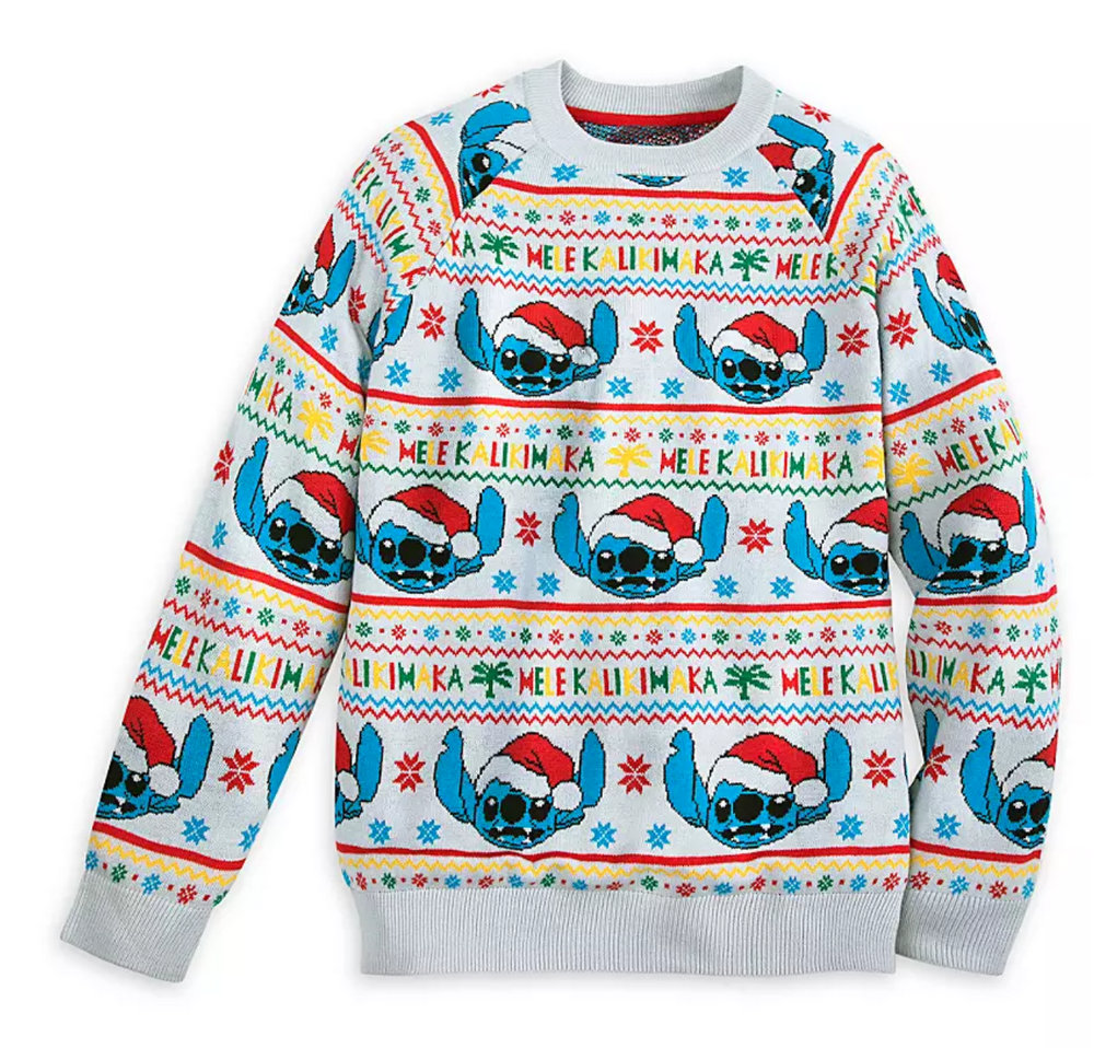 Disney Ugly Christmas Sweater 2020 Our Top 10 Disney Picks For Your Upcoming Ugly Christmas Sweater