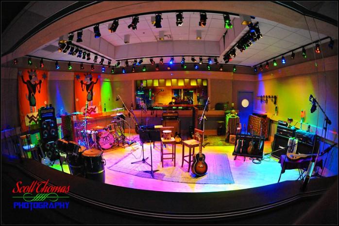 Aerosmith's Recording Studio