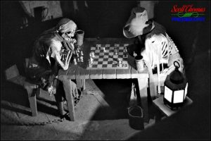 Pirates of the Caribbean Chess Game