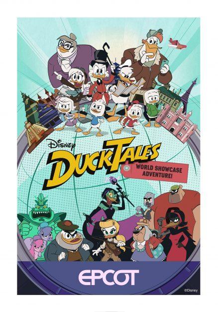 DuckTales World Showcase Adventure (Disney)