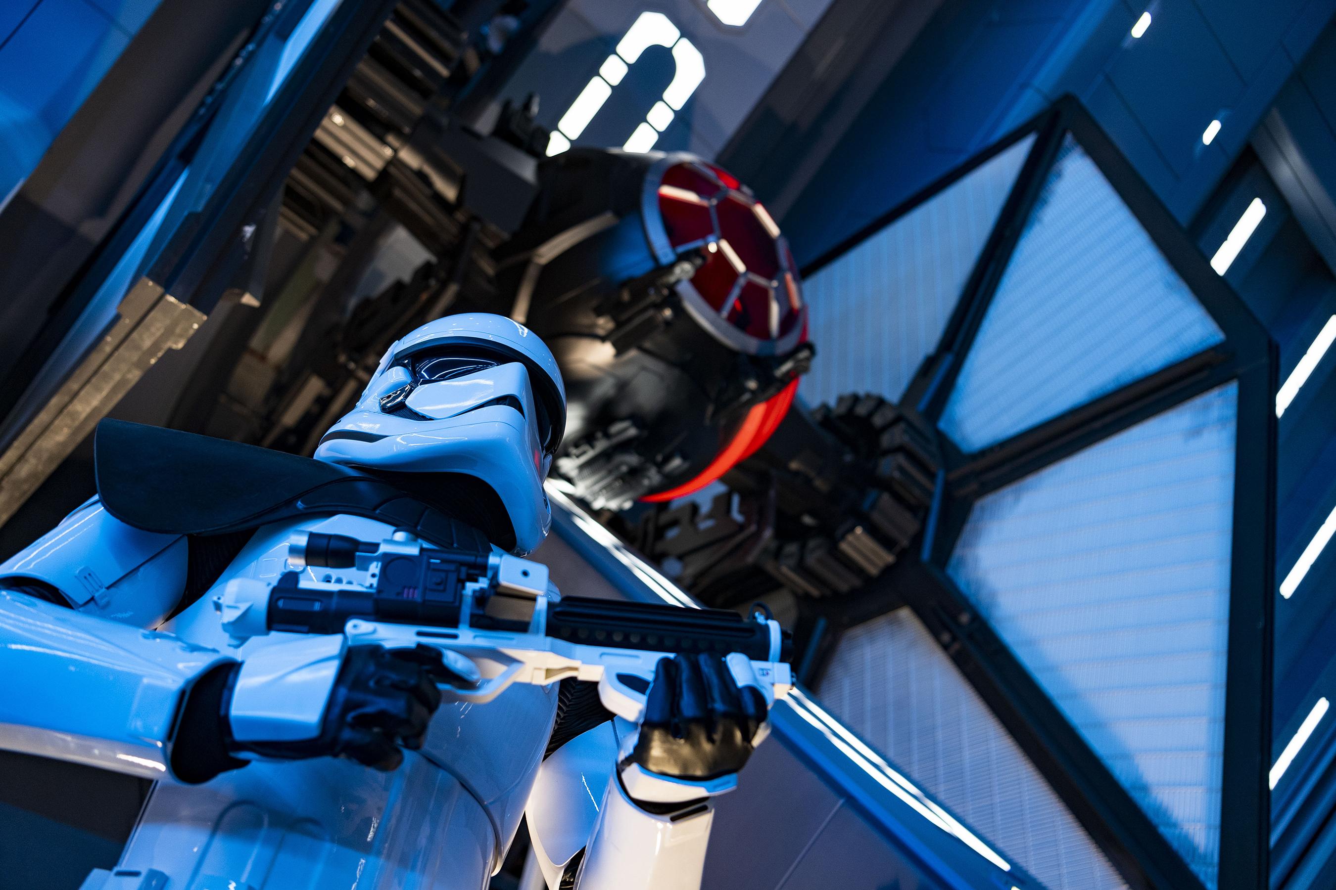 A Fan S Eye View Of Walt Disney World S Star Wars Rise Of The Resistance Allears Net