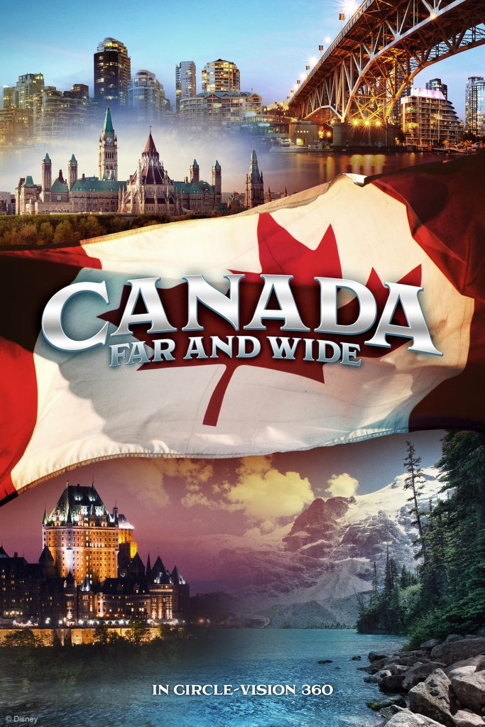 """Oooooh, Canada: A Sneak Peek at """"Canada: Far and Wide"""" at Epcot! - AllEars.Net"""