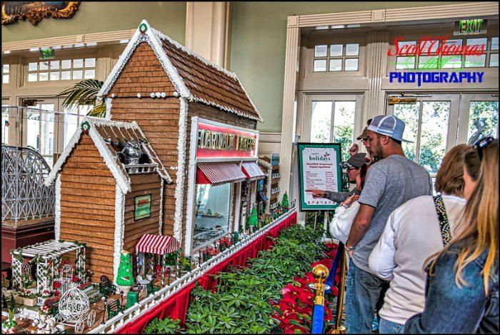 Boardwalk Resort Gingerbread 2019