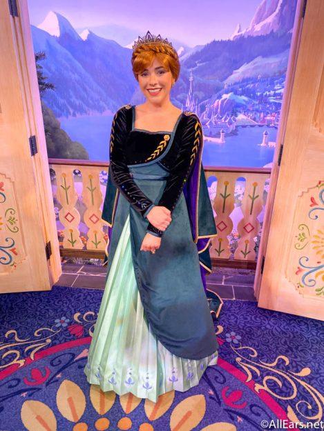 Anna Meet at Royal Sommerhus