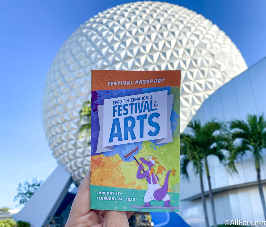 A New Food Booth Is Coming To Epcot S Festival Of The Arts In 2021 Allears Net