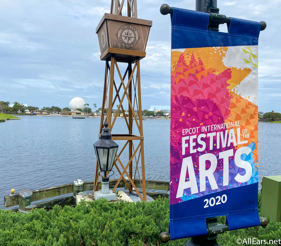 Here Are The 2021 Epcot Festival Of The Arts Food Booths Allears Net