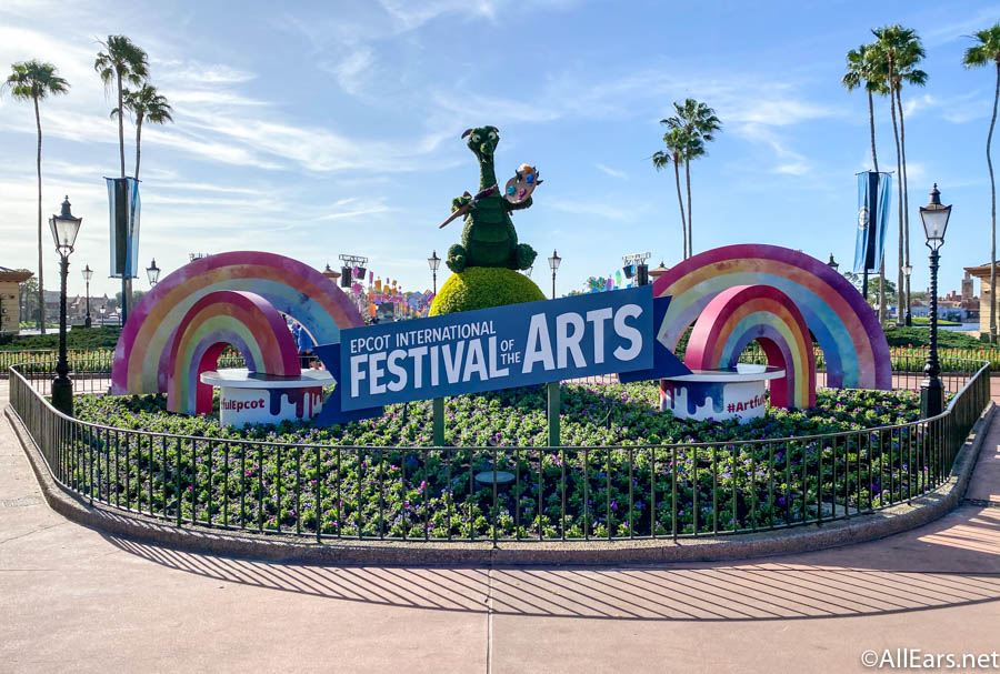 Embrace Your Inner Artiste With The NEW Designer Ears at Disney's Festival of the Arts! - AllEars.Net