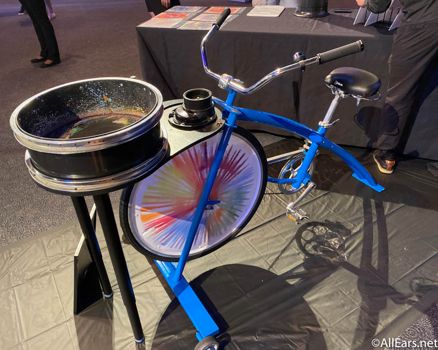 Take this New Experience for a Spin at the Epcot International Festival of the Arts - AllEars.Net