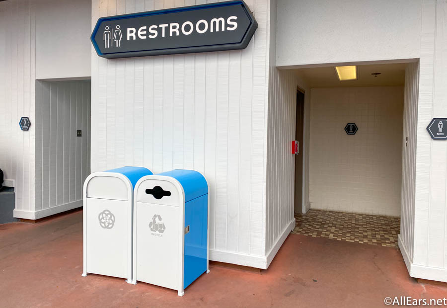 Companion Assisted Rest Room Locations at Walt Disney ...