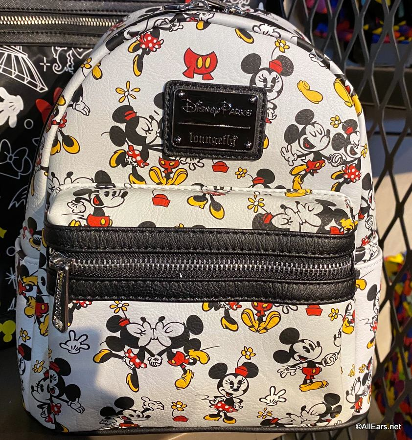 NWT DISNEY PARKS LOUNGEFLY MICKEY MOUSE LADIES  WALLET