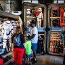 First Order Cargo Shop