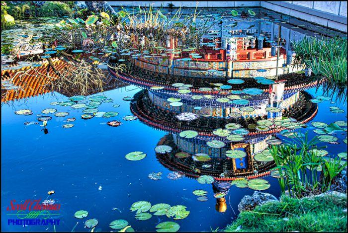 China Reflection