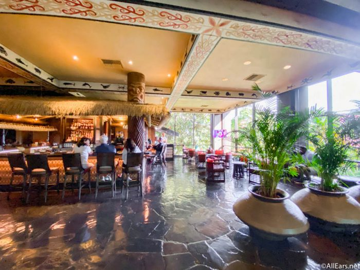 wdw polynesian village resort tambu lounge