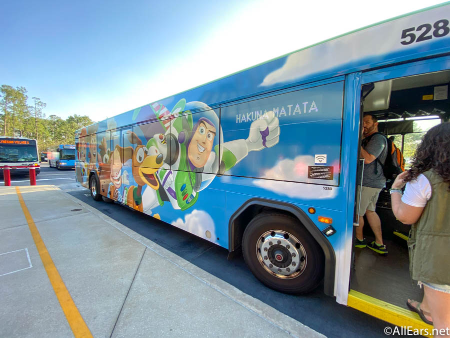 Little-Known Disney World Transportation Tips That Will Save You Time! - AllEars.Net