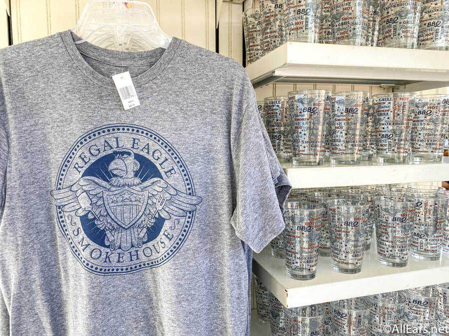 New Regal Eagle Merchandise Has Soared Into Epcot in Disney World! - AllEars.Net