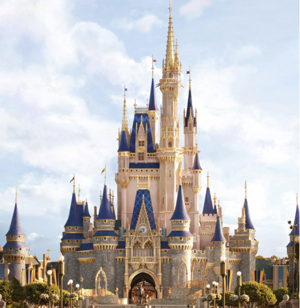 Cinderella Castle is Getting a Royal Makeover at Disney's Magic Kingdom! - AllEars.Net