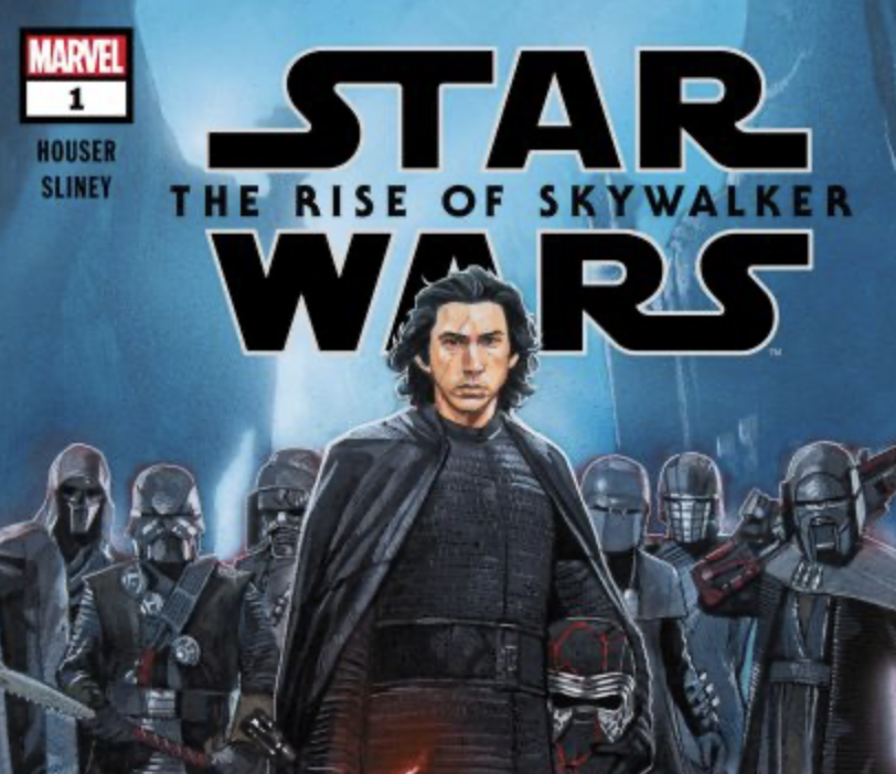 Relive The End of a Saga With Marvel's Star Wars: The Rise of Skywalker Adaptation! - AllEars.Net