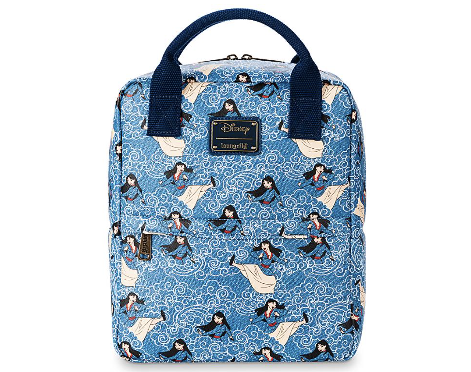Mulan Compilation Tote Shopper Bag Disney