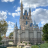 Magic Kingdom Construction Update: TRON, Splash Mountain, and Scaffolding at Cinderella Castle!