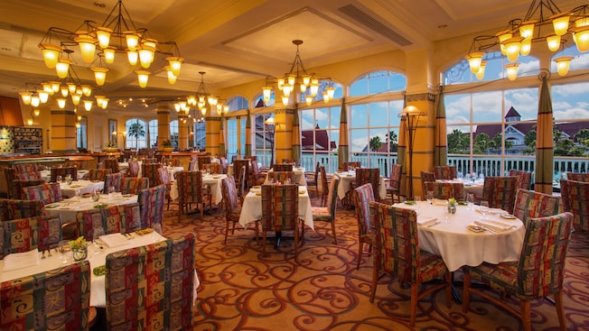 Citricos at Disney's Grand Floridian Is Scheduled for Refurbishment - AllEars.Net