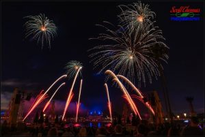 Epcot Forever Fireworks 2