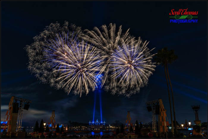 Epcot Forever Fireworks 4