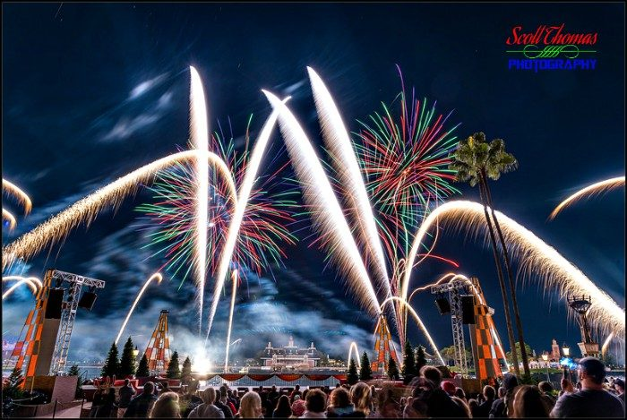 Epcot Forever Fireworks 5