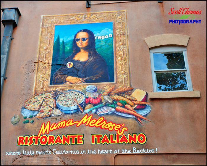 Mama Melrose's Ristorante Italiano Ad