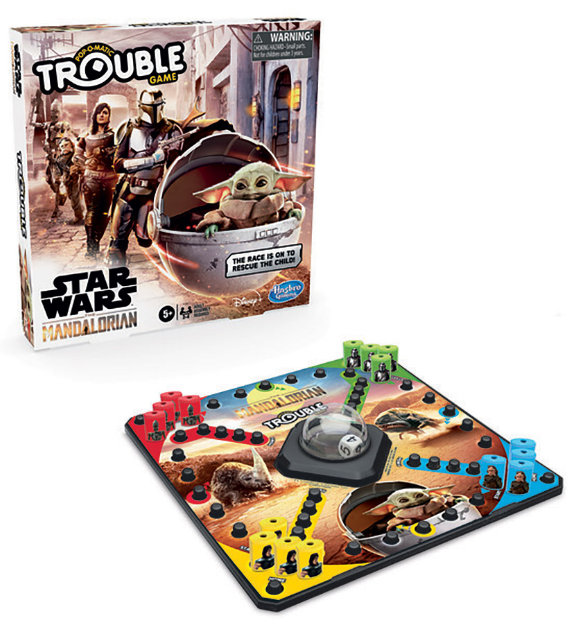 You Can Play With Baby Yoda in a Bounty of New 'Mandalorian'-Inspired Board Games! - AllEars.Net