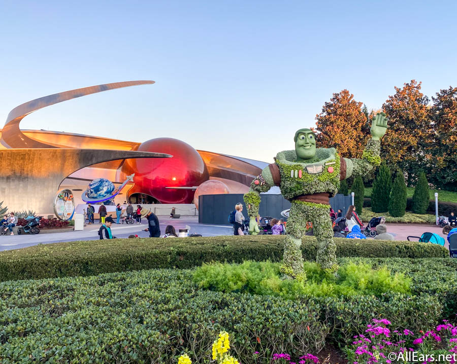 A VERY Unexpected EPCOT Ride Had the Longest Wait Time Today! - AllEars.Net