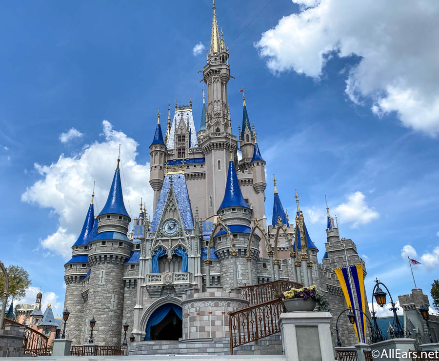 PHOTOS: You Have to See the Latest Update on the Cinderella Castle Makeover  at Disney World! - AllEars.Net