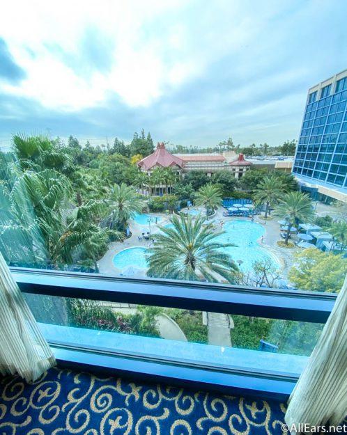 Disneyland Hotel Room General