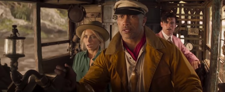 New Trailer For Disney S Upcoming Jungle Cruise Movie Allears Net