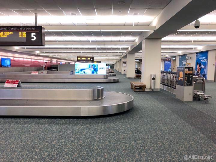 Orlando Florida Airport