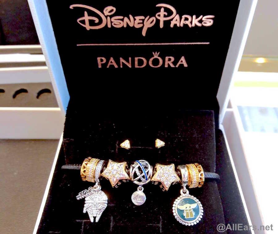 disney world exclusive pandora charms 2020