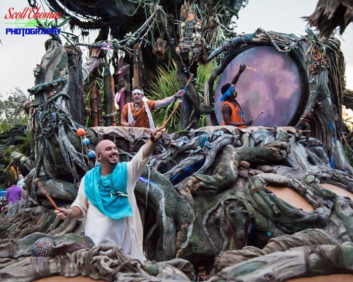 Pandora Swotu Waya Drummers