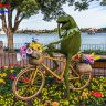 Flower and Garden Festival Kermit Topiary 2020
