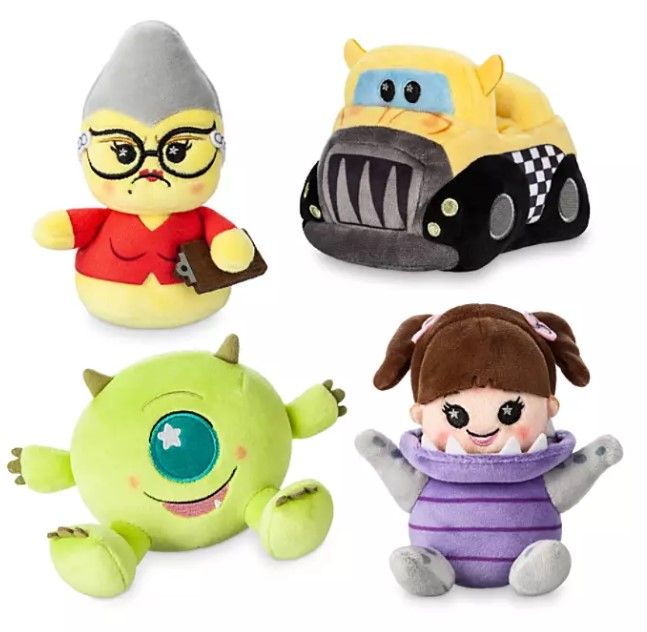 You Ll Want To Collect All Of These New Monster S Inc