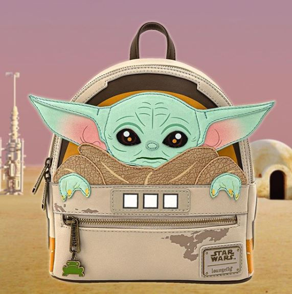 The Baby Yoda Loungefly Backpack Gets A Makeover Allears Net Collection by sidrehsals • last updated 10 weeks ago. allears net